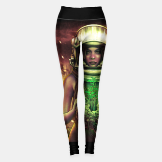 Thumbnail image of Winya No. 135 Leggings, Live Heroes