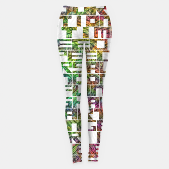 Thumbnail image of It is time Leggings, Live Heroes