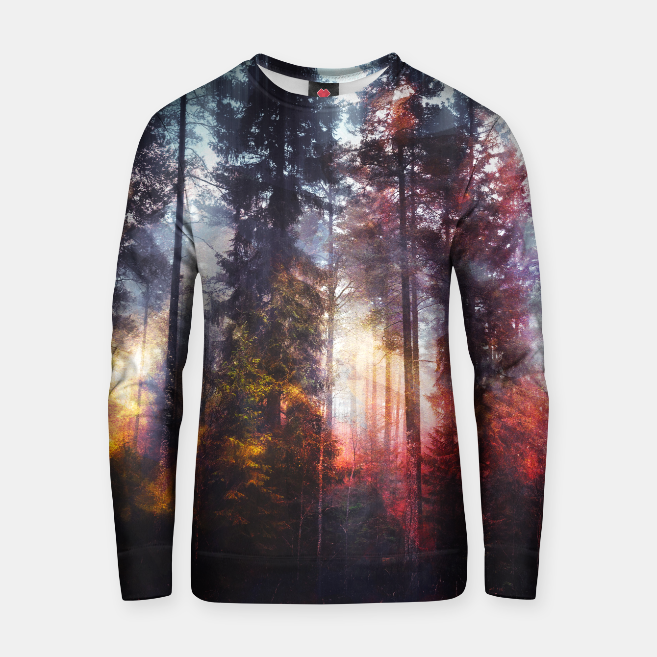 Image of Warm Fuzzy Feelings Cotton sweater - Live Heroes