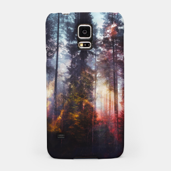 Warm Fuzzy Feelings Samsung Case miniature