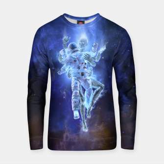 Thumbnail image of Deep Space Embrace Cotton sweater, Live Heroes