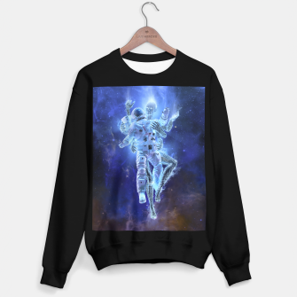 Thumbnail image of Deep Space Embrace Sweater regular, Live Heroes