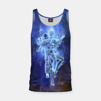 Thumbnail image of Deep Space Embrace Tank Top, Live Heroes