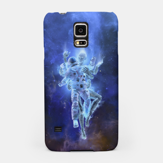 Thumbnail image of Deep Space Embrace Samsung Case, Live Heroes