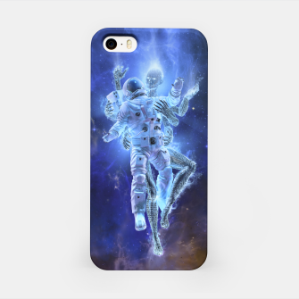 Thumbnail image of Deep Space Embrace iPhone Case, Live Heroes