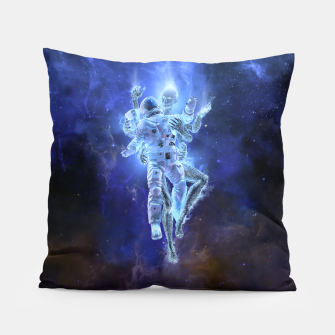 Thumbnail image of Deep Space Embrace Pillow, Live Heroes
