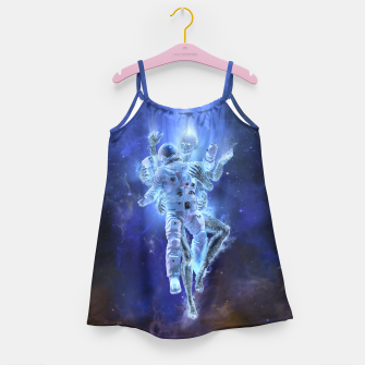 Thumbnail image of Deep Space Embrace Girl's dress, Live Heroes