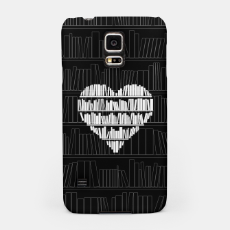 Thumbnail image of Book Lover Samsung Case, Live Heroes