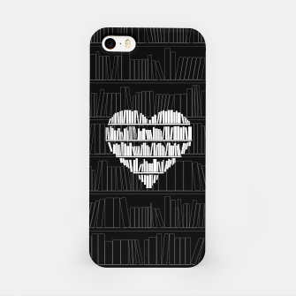 Thumbnail image of Book Lover iPhone Case, Live Heroes