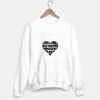 Thumbnail image of Book Lover II Sweater regular, Live Heroes