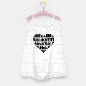 Thumbnail image of Book Lover II Girl's dress, Live Heroes