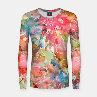 Imagen en miniatura de The Smell of Spring Woman cotton sweater, Live Heroes