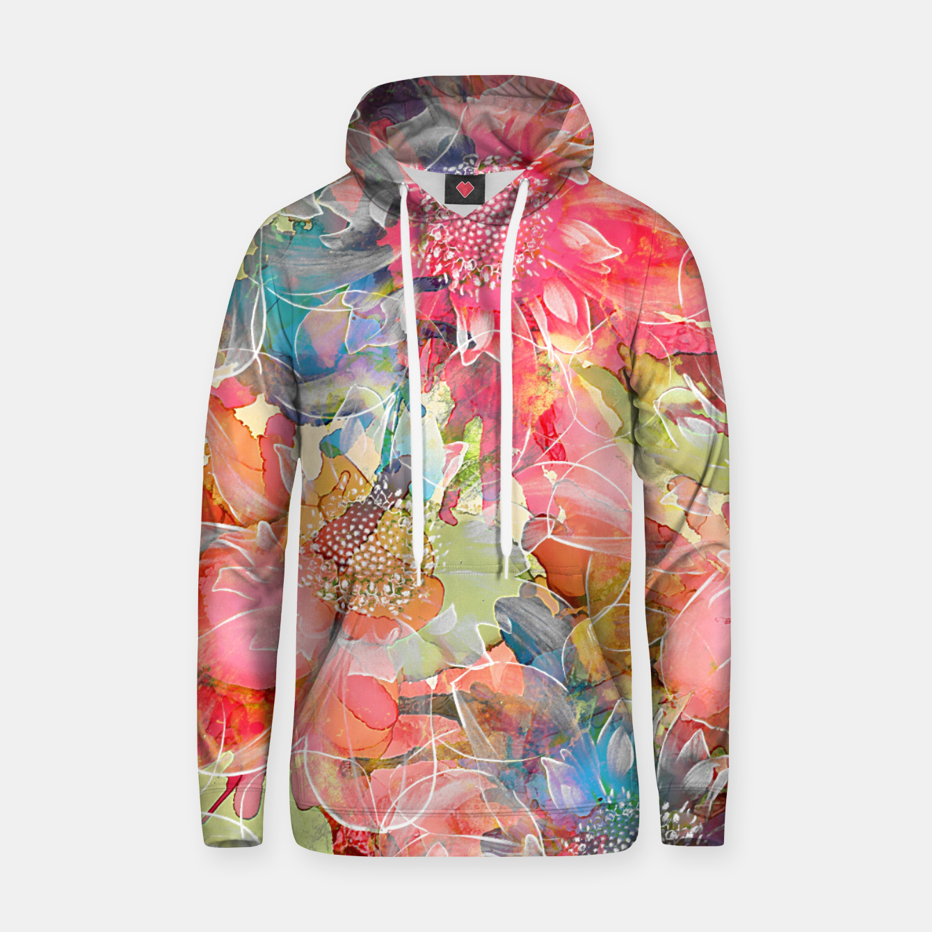 Imagen de The Smell of Spring Cotton hoodie - Live Heroes