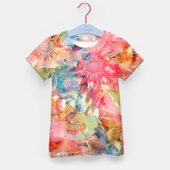 Imagen en miniatura de The Smell of Spring Kid's t-shirt, Live Heroes