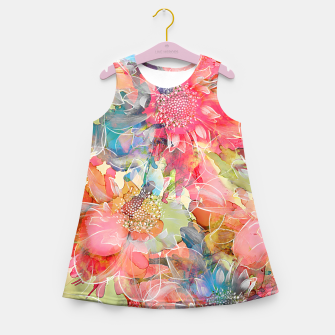 The Smell of Spring Girl's summer dress imagen en miniatura