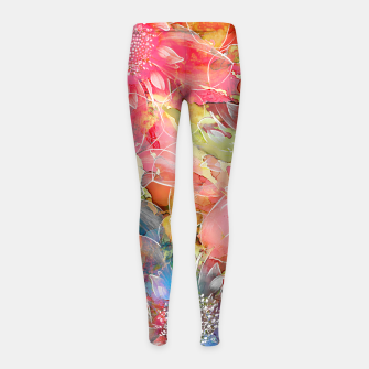 The Smell of Spring Girl's leggings imagen en miniatura