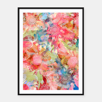 The Smell of Spring Framed poster imagen en miniatura
