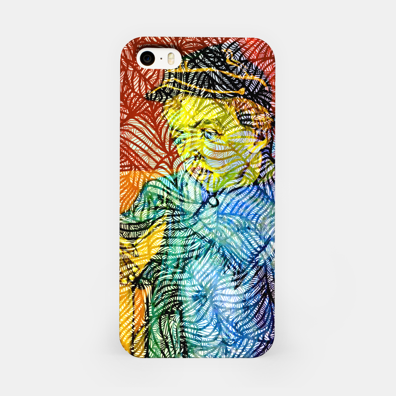 Image of vg iPhone Case - Live Heroes