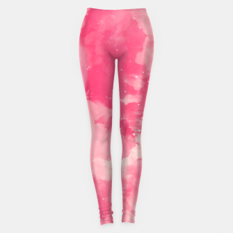 Miniature de image de Pink clouds Leggings, Live Heroes