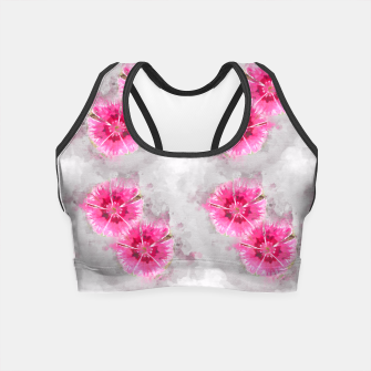 Thumbnail image of Pink Nature Crop Top, Live Heroes