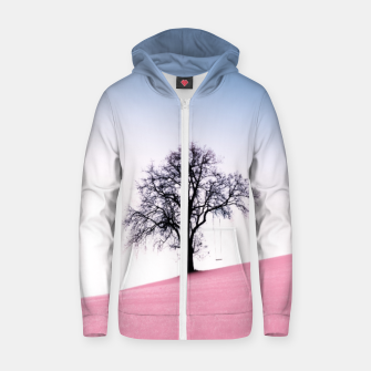 Thumbnail image of That One Place Cotton zip up hoodie, Live Heroes