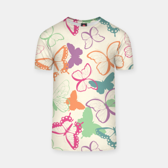 Thumbnail image of Multicolor Camiseta, Live Heroes