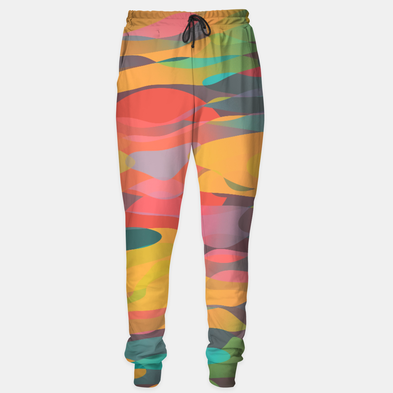 Image of Fairytale Sunset Cotton sweatpants - Live Heroes