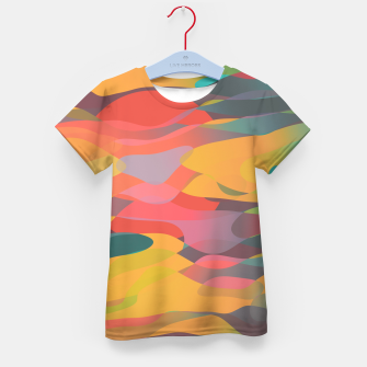 Fairytale Sunset Kid's t-shirt thumbnail image