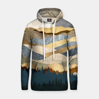 Thumbnail image of Golden Vista Cotton hoodie, Live Heroes