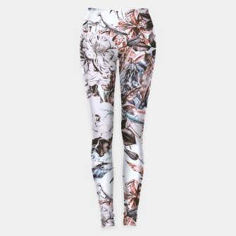 Miniature de image de Wild flowering Leggings, Live Heroes