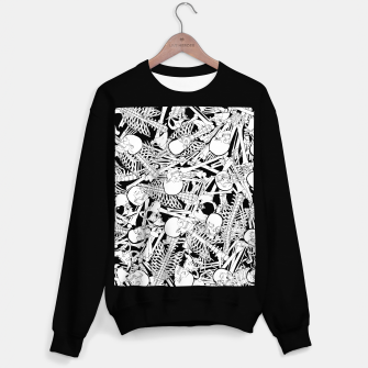 Thumbnail image of The Boneyard Sweater regular, Live Heroes