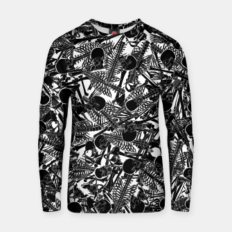 Thumbnail image of The Boneyard II Cotton sweater, Live Heroes