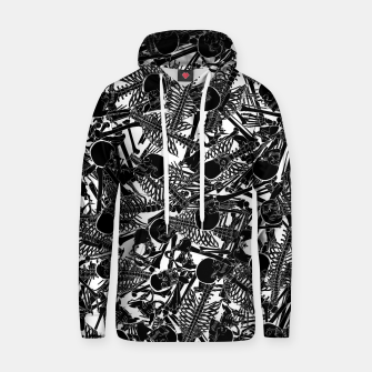 Thumbnail image of The Boneyard II Cotton hoodie, Live Heroes