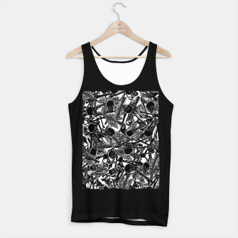 Thumbnail image of The Boneyard II Tank Top regular, Live Heroes