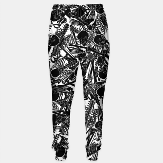 Thumbnail image of The Boneyard II Cotton sweatpants, Live Heroes