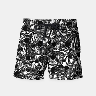 Thumbnail image of The Boneyard II Swim Shorts, Live Heroes
