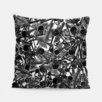 Thumbnail image of The Boneyard II Pillow, Live Heroes