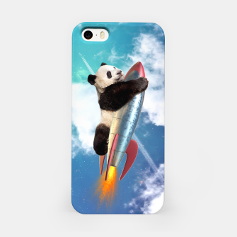 Fly Panda Fly iPhone Case miniature