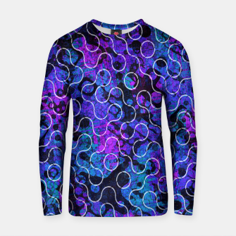 Thumbnail image of Psychedelic Underwater Ocean Dreams  Cotton sweater, Live Heroes