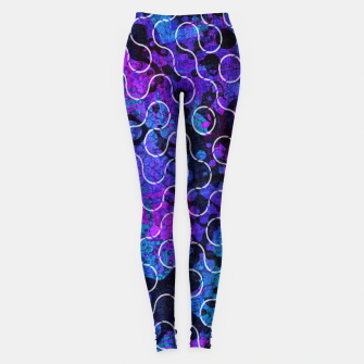Thumbnail image of Psychedelic Underwater Ocean Dreams  Leggings, Live Heroes