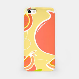Thumbnail image of iPhone case pomegranate, Live Heroes