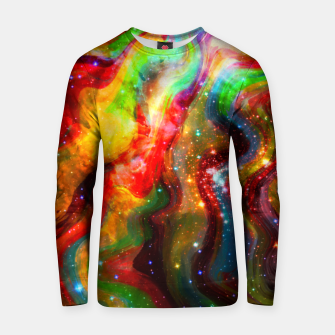 Thumbnail image of Bright Stones  Cotton sweater, Live Heroes