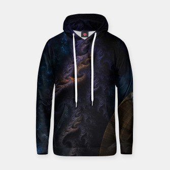 Thumbnail image of Orthricon Fantasy Fractal Art Cotton hoodie, Live Heroes