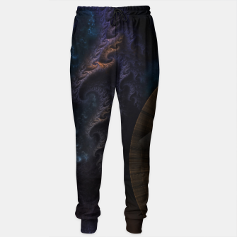 Thumbnail image of Orthricon Fantasy Fractal Art Cotton sweatpants, Live Heroes