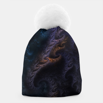 Thumbnail image of Orthricon Fantasy Fractal Art Beanie, Live Heroes