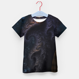 Thumbnail image of Orthricon Fantasy Fractal Art Kid's t-shirt, Live Heroes