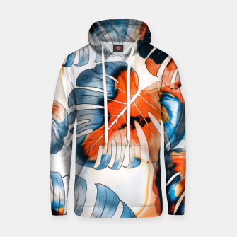 Miniature de image de Orange Leaves  Cotton hoodie, Live Heroes