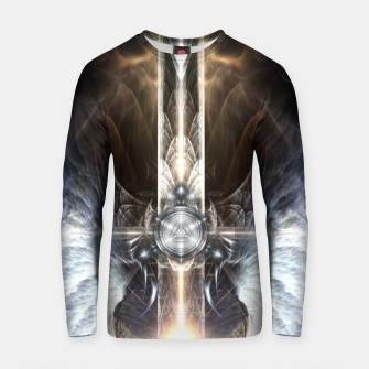 Thumbnail image of Heavenly Angel Wings Cross ZmUSD Cotton sweater, Live Heroes