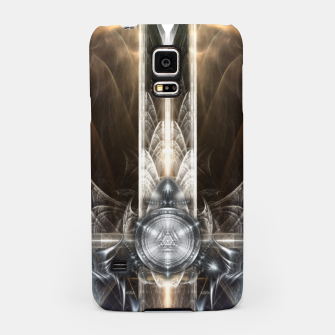 Thumbnail image of Heavenly Angel Wings Cross Samsung Case, Live Heroes