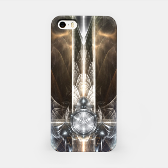 Thumbnail image of Heavenly Angel Wings Cross iPhone Case, Live Heroes